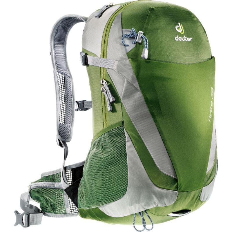 ドイター メンズ バックパック・リュックサック バッグ Airlite 28 Hiking Backpack Pine/Silver