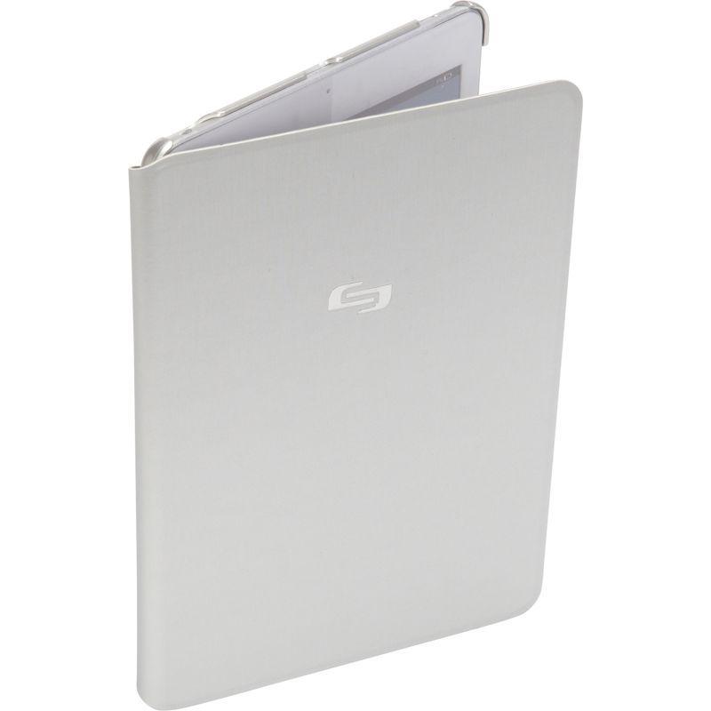 ソロ メンズ PC・モバイルギア アクセサリー Millennia Slim Case for iPad mini Gray