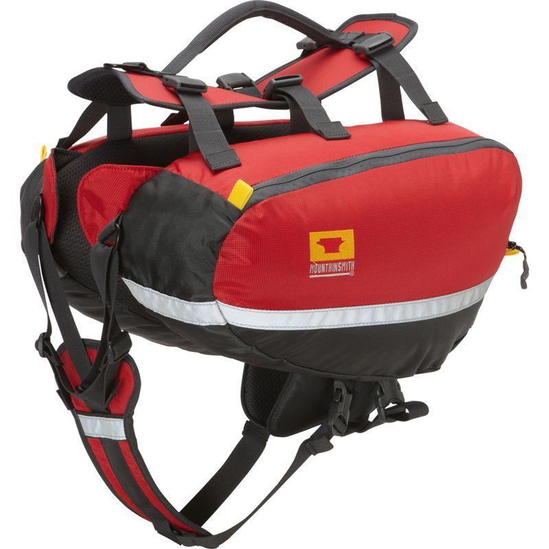 マウンテンスミス メンズ スーツケース バッグ K-9 Pack, Large Dog Pack Heritage Red