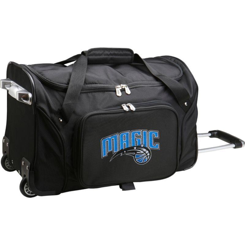 デンコスポーツ メンズ スーツケース バッグ NBA 22 Rolling Duffel Orlando Magic