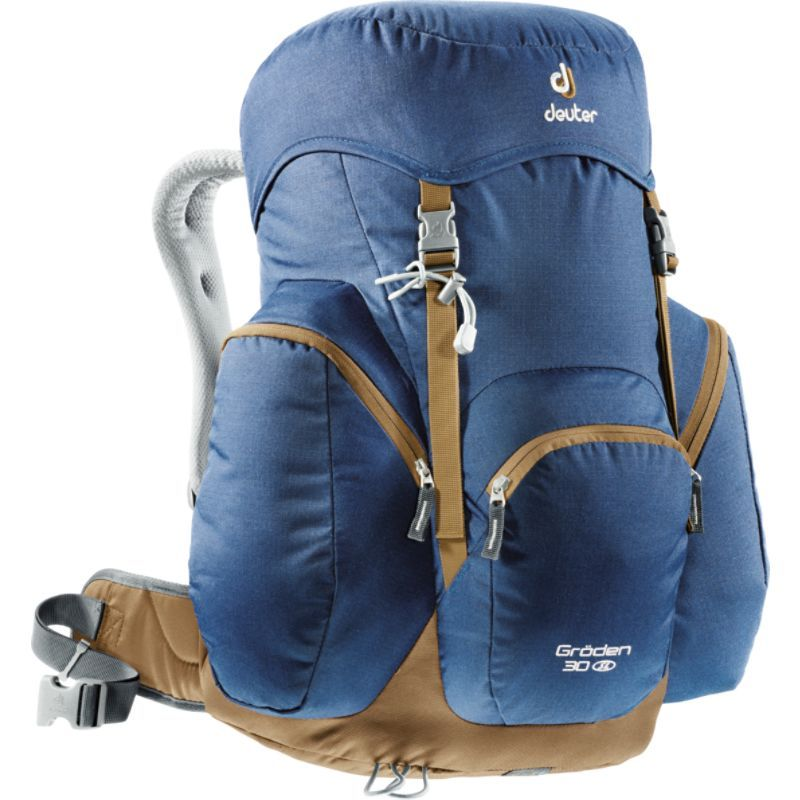 7c3a31fd1848 ドイター メンズ バックパック・リュックサック バッグ Groeden 30 SL Hiking Backpack Midnight/Lion