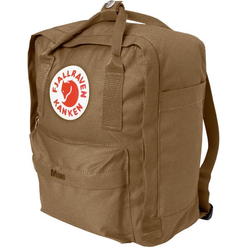 フェールラーベン メンズ バックパック・リュックサック バッグ Kanken Mini Backpack Sand