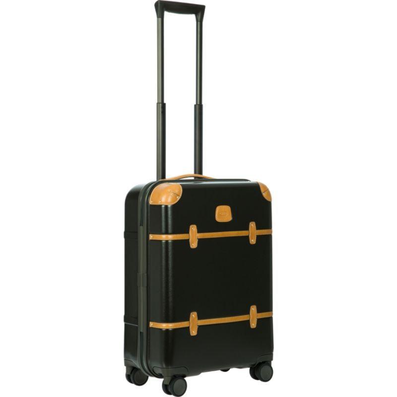ブリックス メンズ スーツケース バッグ Bellagio 2.0 21 Carry-On Spinner Trunk Olive