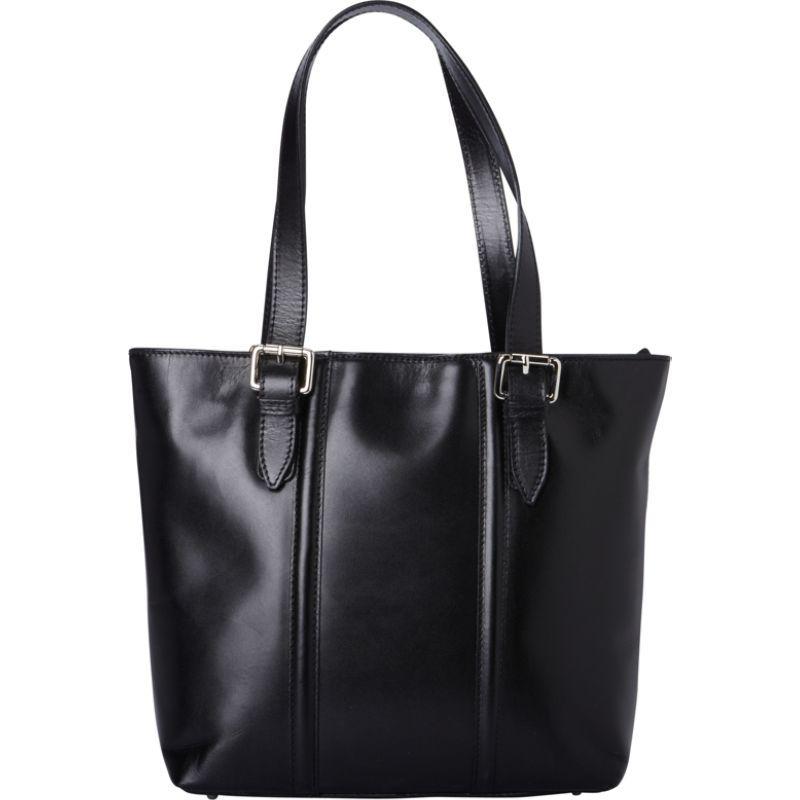 シャロレザーバッグス メンズ ショルダーバッグ バッグ Fashionable Italian Leather handbag Tote Black