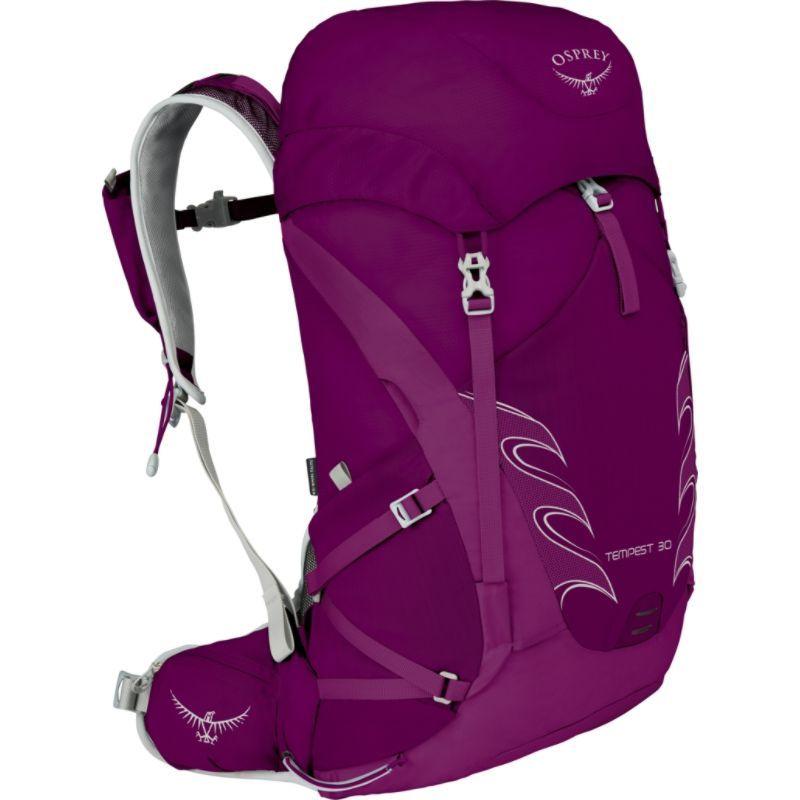 オスプレー レディース バックパック・リュックサック バッグ Womens Tempest 30 Hiking Pack Mystic Magenta WXS/S
