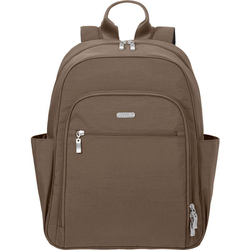 バッガリーニ メンズ バックパック・リュックサック バッグ Essential Laptop Backpack with RFID Portobello