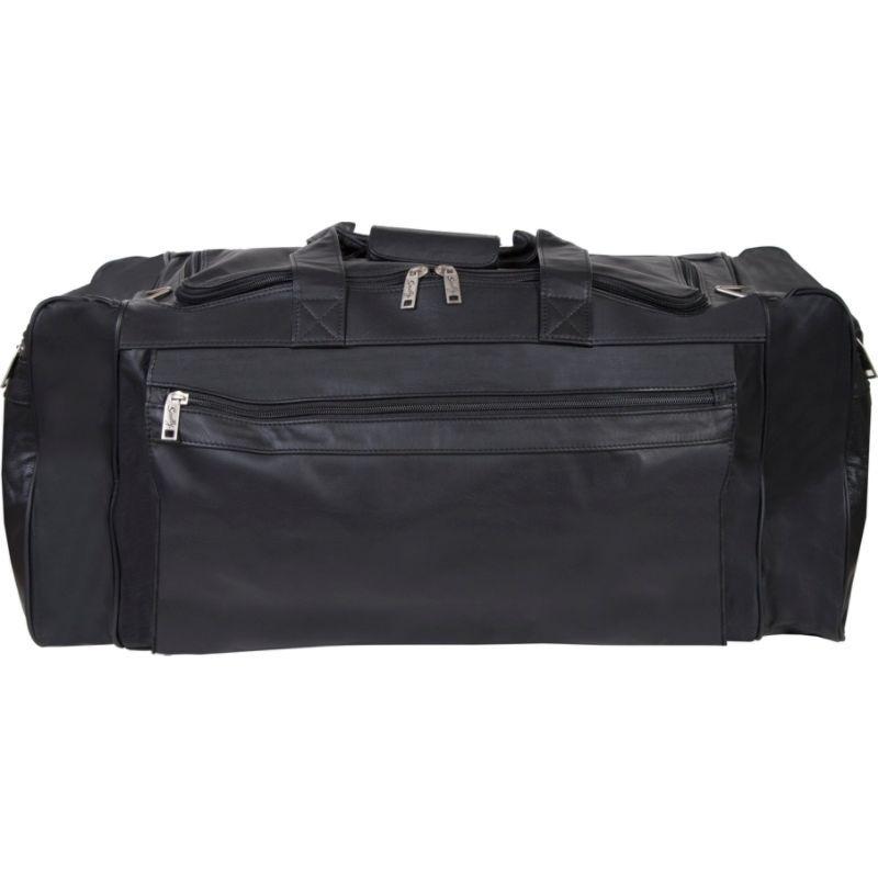 スカーリー メンズ スーツケース バッグ Large Duffel Bag Black