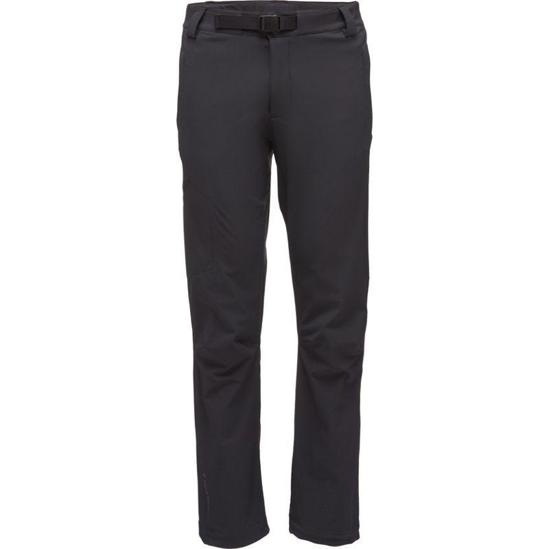 ブラックダイヤモンド メンズ カジュアルパンツ ボトムス Mens Alpine Pants Smoke
