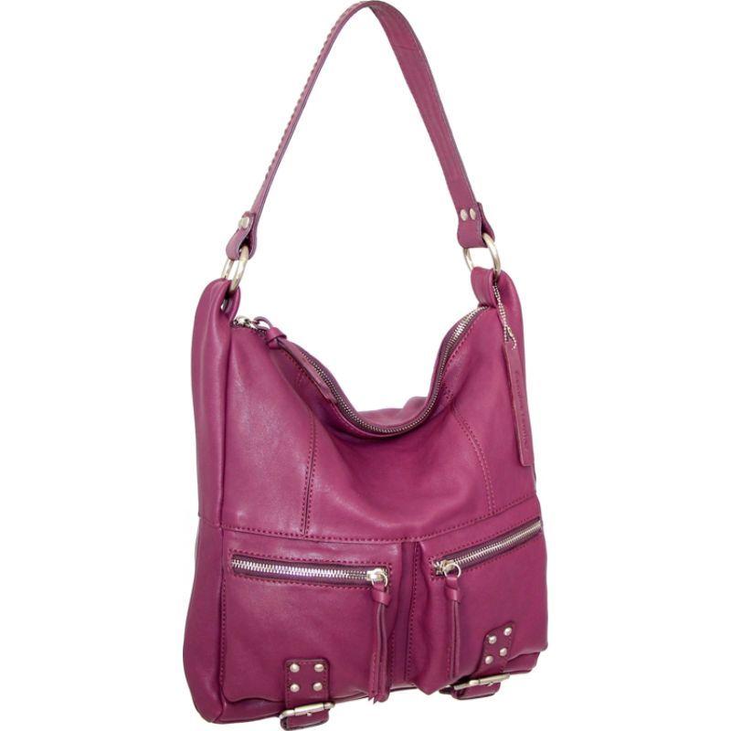 ニノボッシ メンズ ショルダーバッグ バッグ Amelia Shoulder Bag Plum