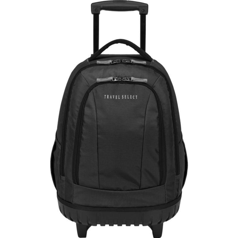 トラベラーズチョイス メンズ バックパック・リュックサック バッグ Travel Select 20.5 Rolling Backpack Gray