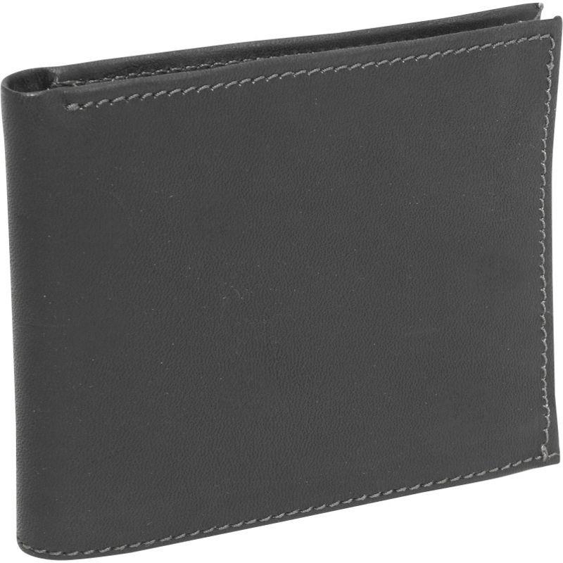 ピエール メンズ 財布 アクセサリー Bi-Fold Wallet Black