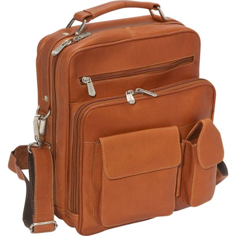 ピエール メンズ ショルダーバッグ バッグ Deluxe Men's Bag Saddle