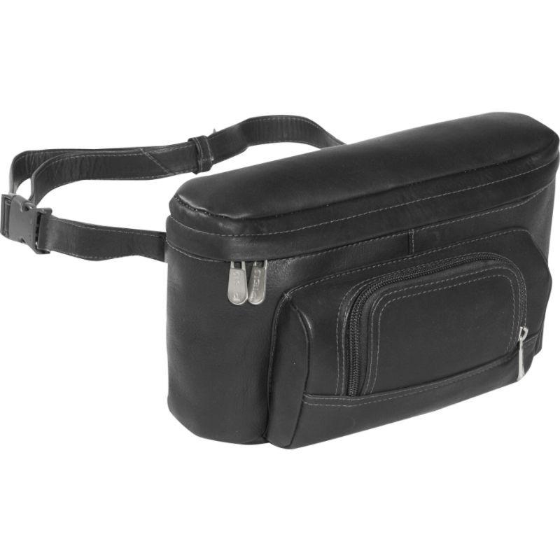 ピエール メンズ ボディバッグ・ウエストポーチ バッグ Carry-All Waist Bag Black