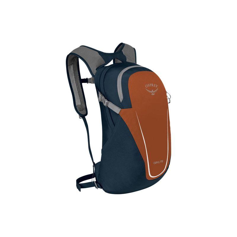 オスプレー メンズ バックパック・リュックサック バッグ Daylite Backpack Dark Blue/Orange
