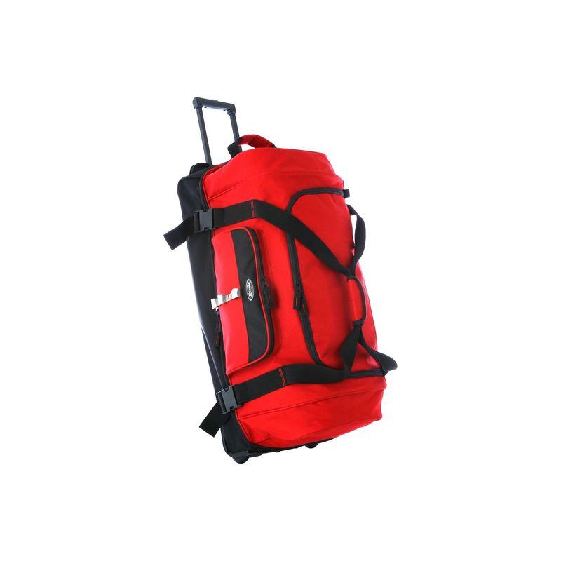 大流行中! オリンピア メンズ スーツケース Red バッグ バッグ Drop スーツケース Bottom Duffel Red, ラベルシール専門店 おおきに:abcc4f7f --- dondonwork.top