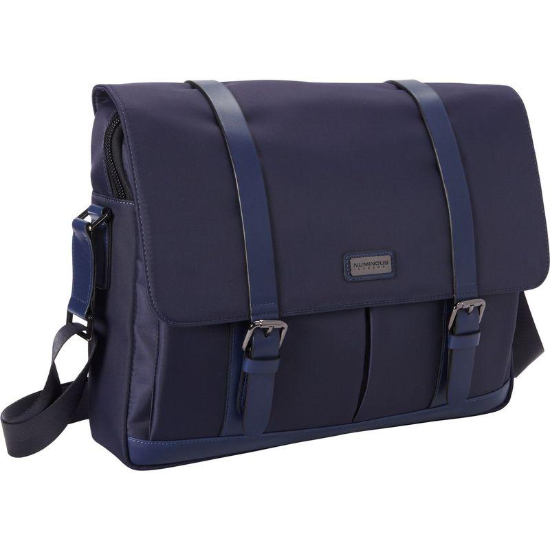 ヌミナス メンズ スーツケース バッグ SMART Shoulder Bag 15301 Blue