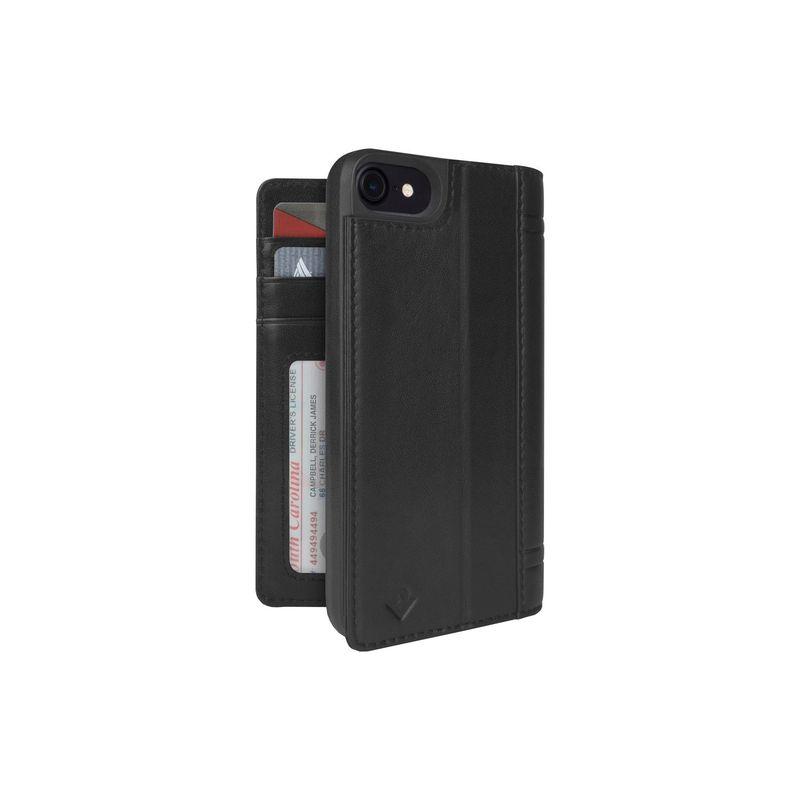 トゥエルブサウス メンズ PC・モバイルギア アクセサリー Journal for iPhone 7 Plus Black