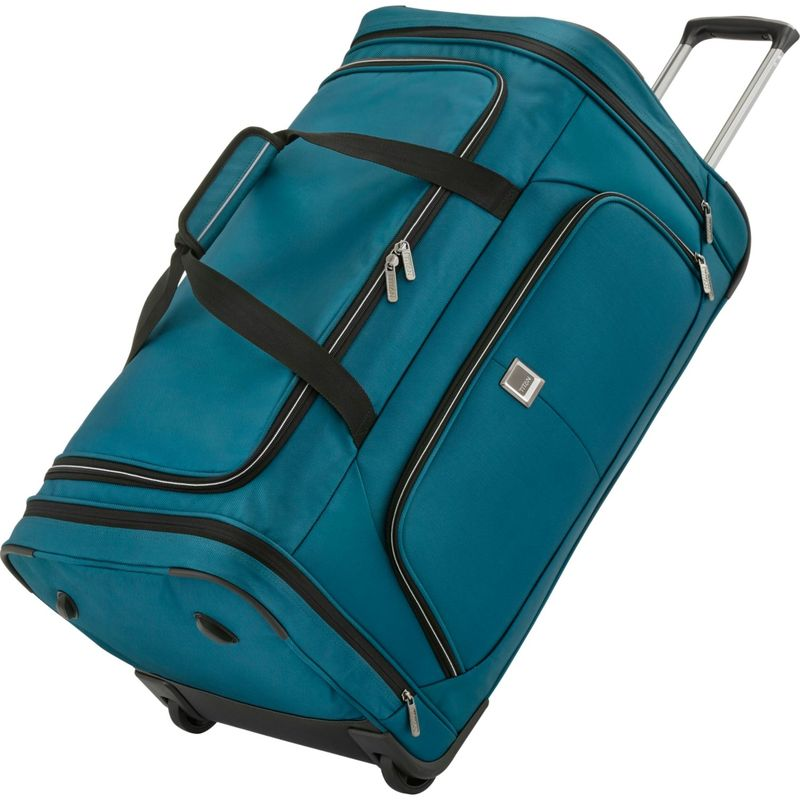 タイタンバッグス メンズ スーツケース バッグ Nonstop Multifunctional 27.5 Rolling Duffel Travelbag Deep Petrol