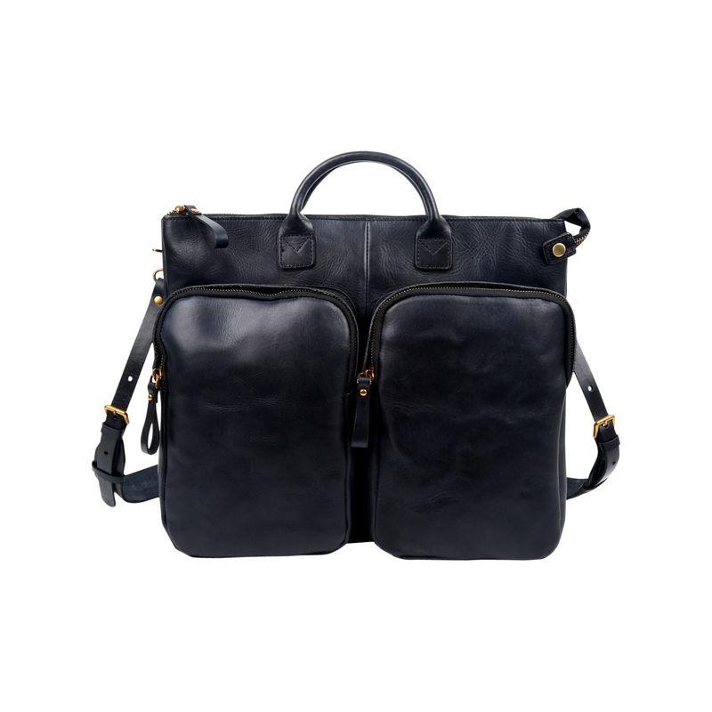フォレッセンス メンズ スーツケース バッグ Promenade Briefcase Grey
