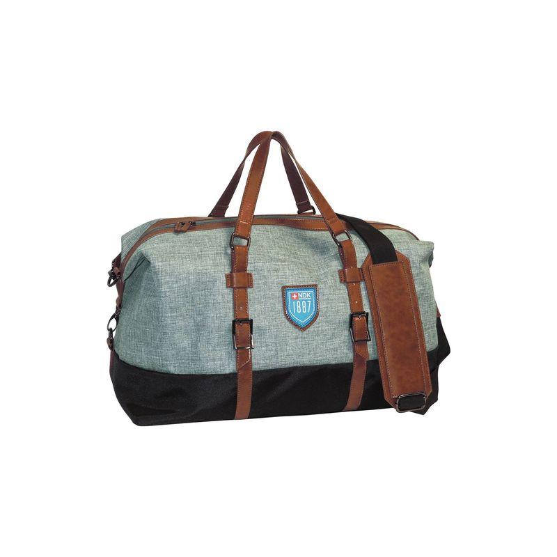 ナイデッカーデザイン メンズ ボストンバッグ バッグ Cosmopolitan Duffle Bag Lichen