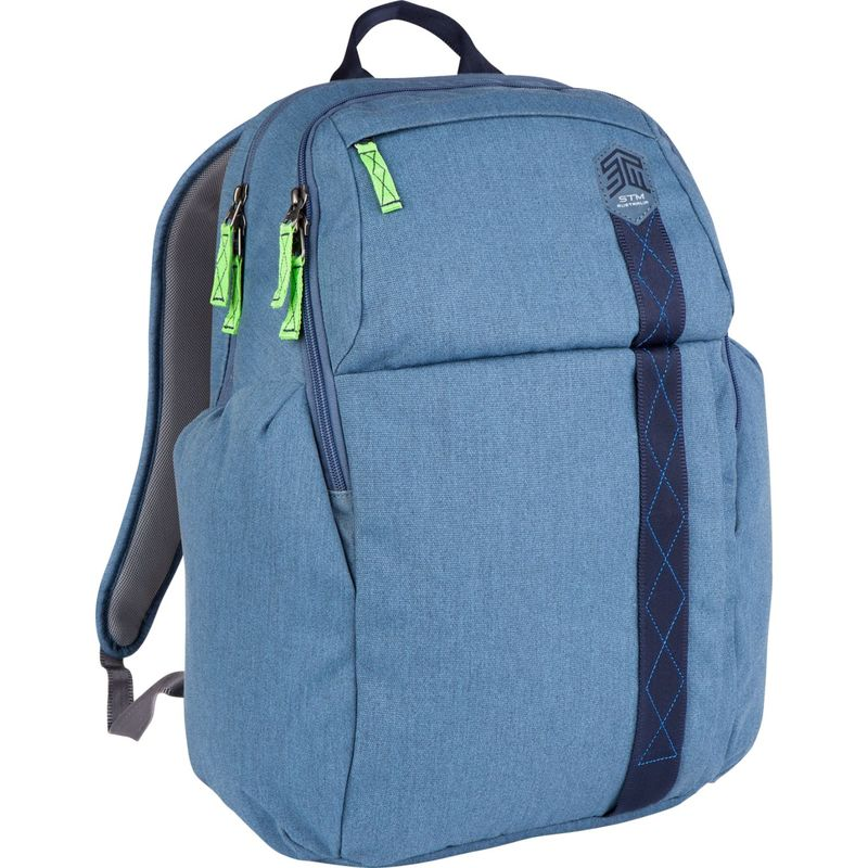 "STMグッズ メンズ スーツケース バッグ 15"" Kings Backpack China Blue"