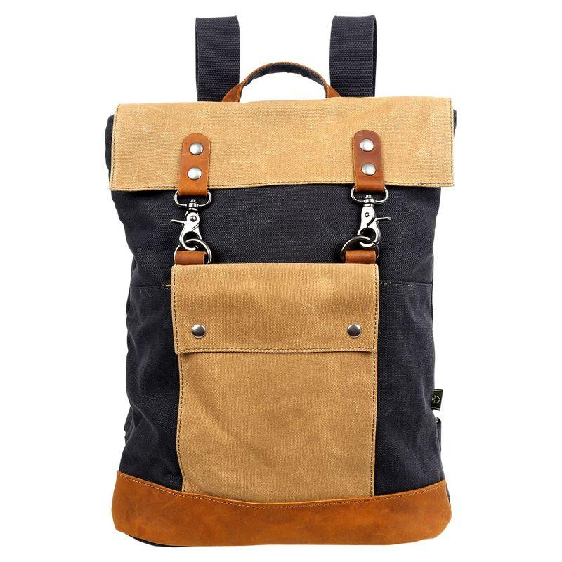 ティエスディー メンズ バックパック・リュックサック バッグ Hillside Backpack Grey
