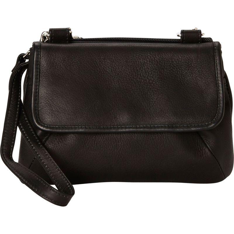 ピエール メンズ ボディバッグ・ウエストポーチ バッグ Rainbow Crossbody Bag/Clutch Black