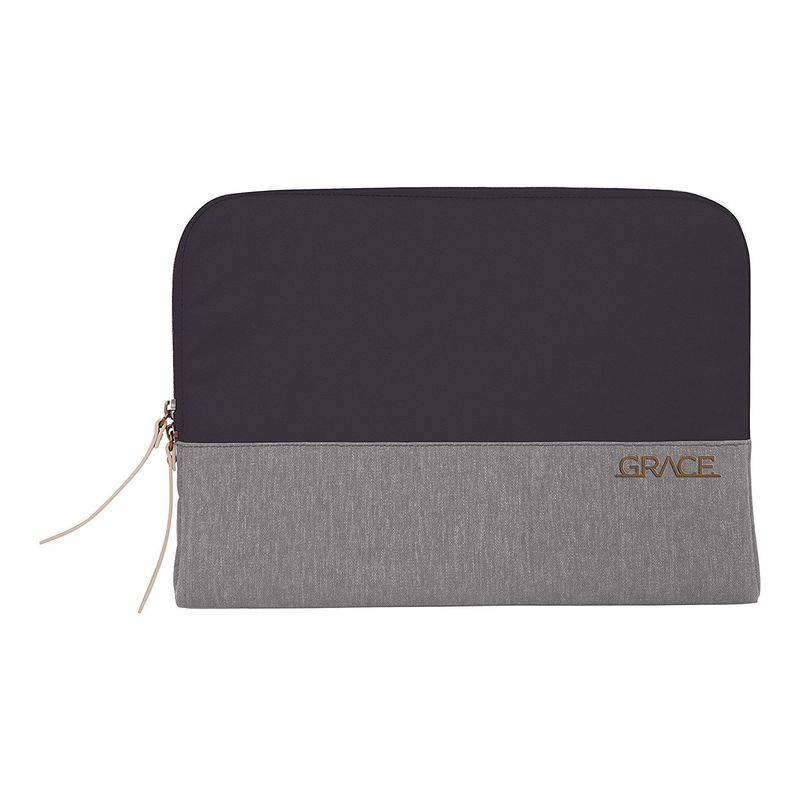 STMグッズ メンズ スーツケース バッグ Grace 13 Laptop Sleeve Cloud Grey