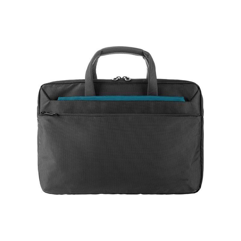 ツカーノ メンズ スーツケース バッグ Work_Out 3 MacBook Pro 13 and Ultrabook 13 Slim Case Black
