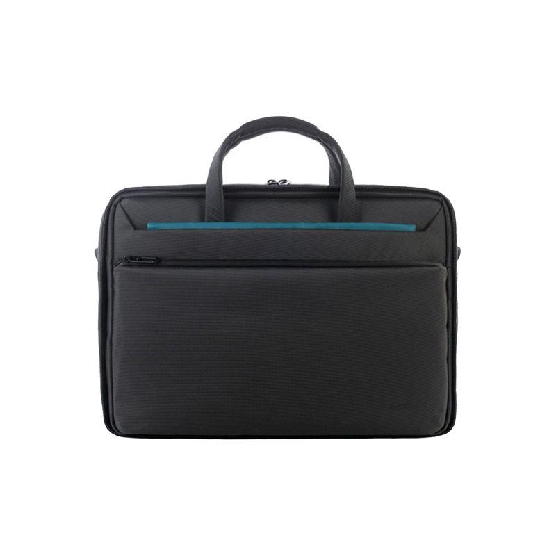ツカーノ メンズ スーツケース バッグ Work Out 3 MacBook Pro 15 and Ultrabook 15.6 Pop-up Case Black
