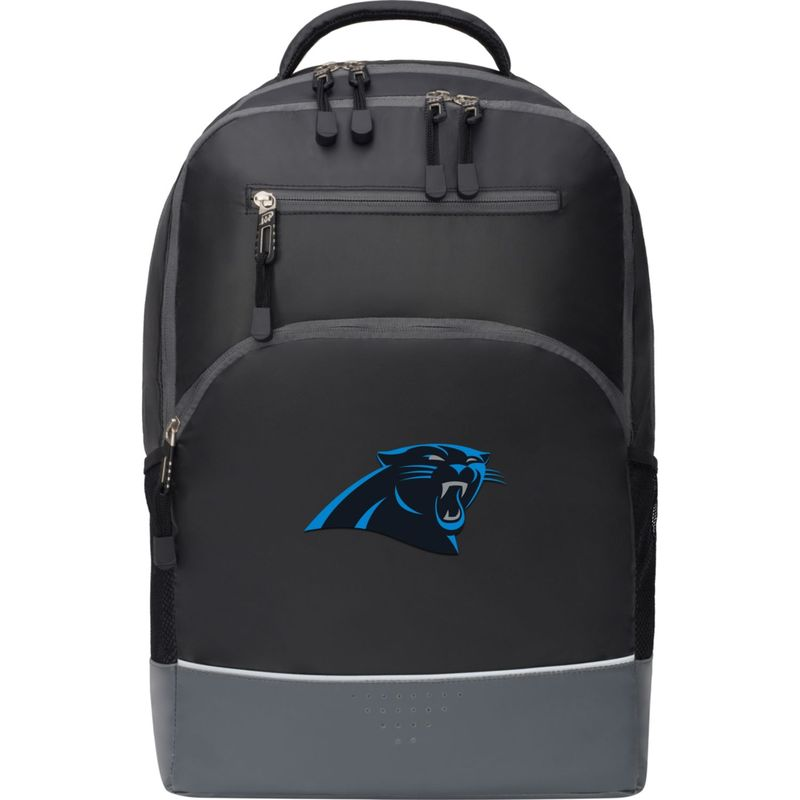 NFL メンズ バックパック・リュックサック バッグ Alliance Laptop Backpack Carolina Panthers