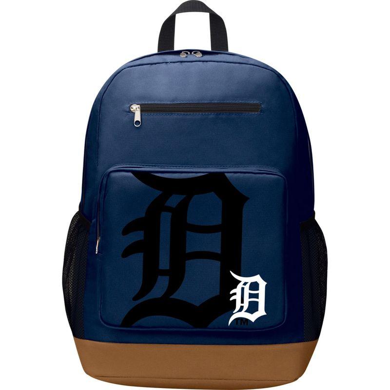 MLB メンズ バックパック・リュックサック バッグ PlayMaker Laptop Backpack Detroit Tigers