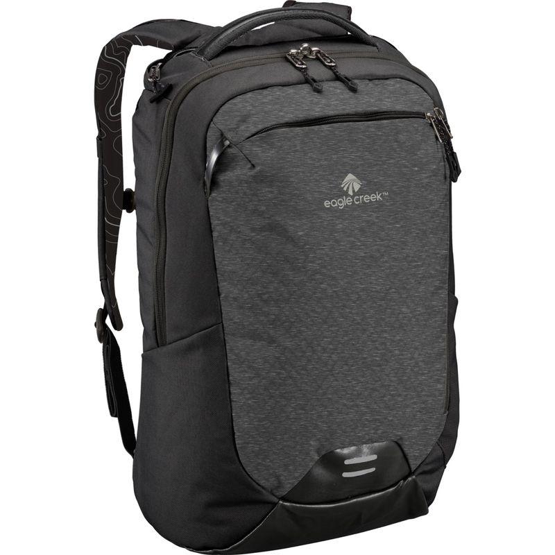 イーグルクリーク レディース スーツケース バッグ Womens Wayfinder Laptop Backpack 30L Black/Charcoal