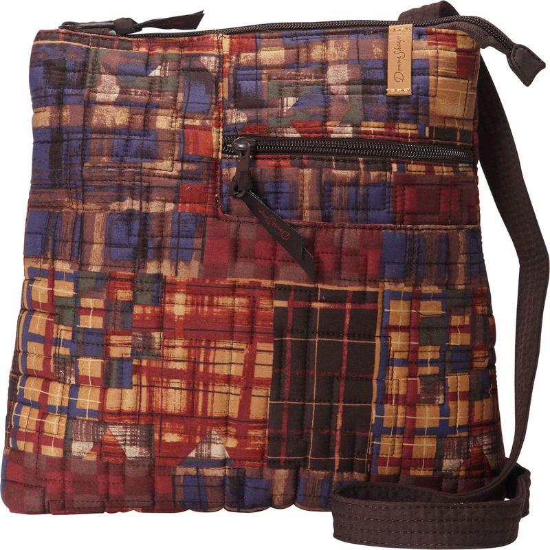 ドナシャープ メンズ ボディバッグ・ウエストポーチ バッグ Becki Bag Rustic Plaid