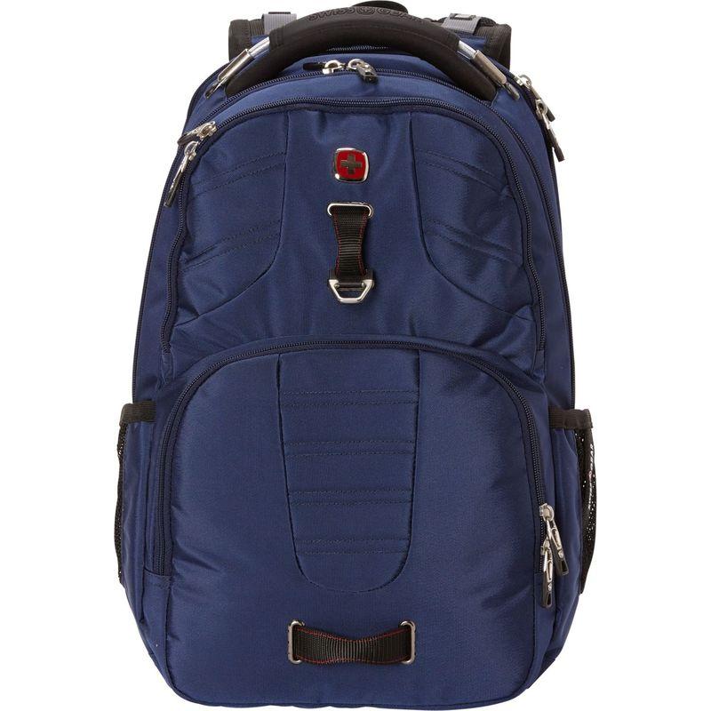 スイスギアトラベルギア メンズ バックパック・リュックサック バッグ Scansmart Backpack 5903 - EXCLUSIVE Rich Navy