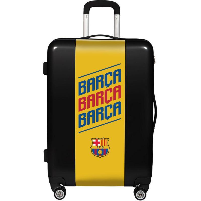 ウゴバッグ メンズ スーツケース バッグ FCB Barca Barca 26.5 Hardside Spinner Black