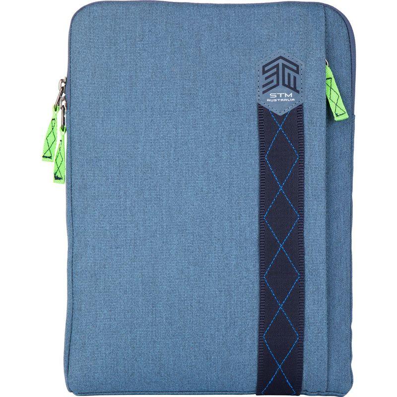 "STMグッズ メンズ スーツケース バッグ 11"" Ridge Sleeve China Blue"