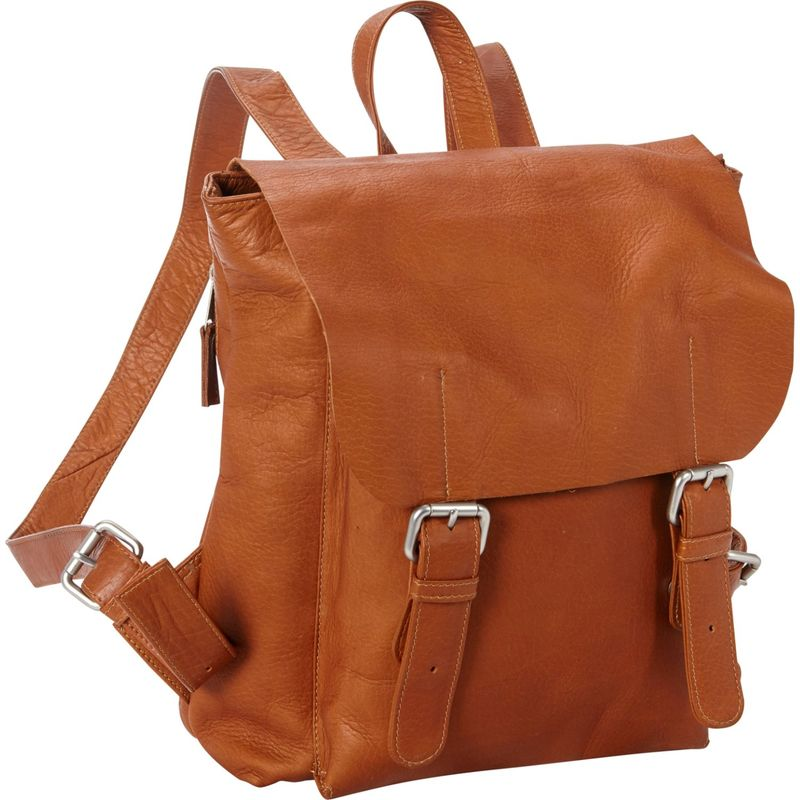 ピーターソン メンズ スーツケース バッグ San Francisco 13 Laptop Backpack Tan