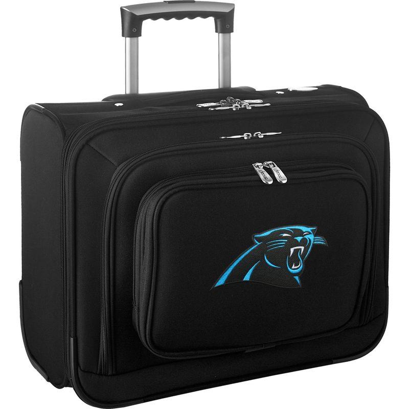 デンコスポーツ メンズ スーツケース バッグ NFL 14 Laptop Overnighter Carolina Panthers