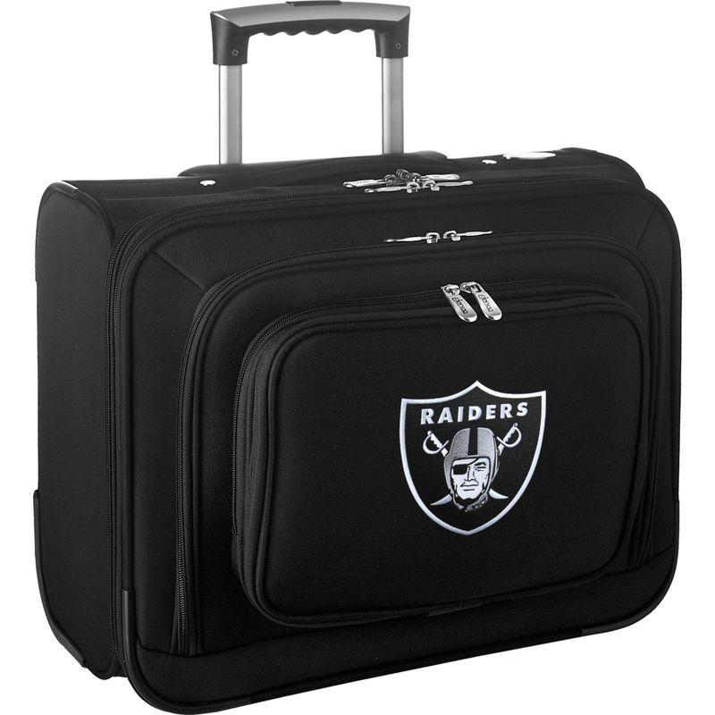 デンコスポーツ メンズ スーツケース バッグ NFL 14 Laptop Overnighter Oakland Raiders