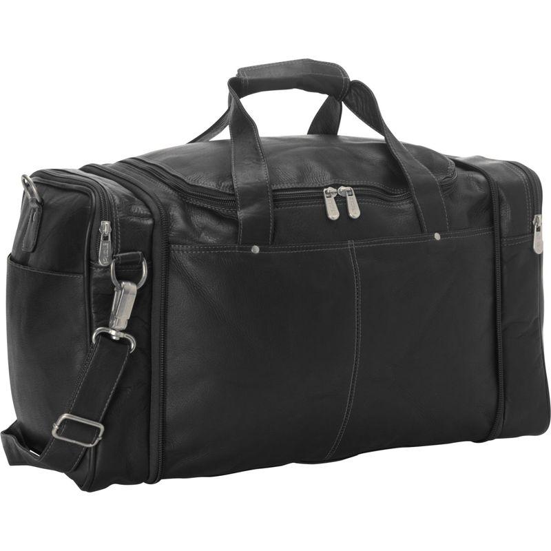 ピエール メンズ スーツケース バッグ Collapsible Duffel To Carry-All Black