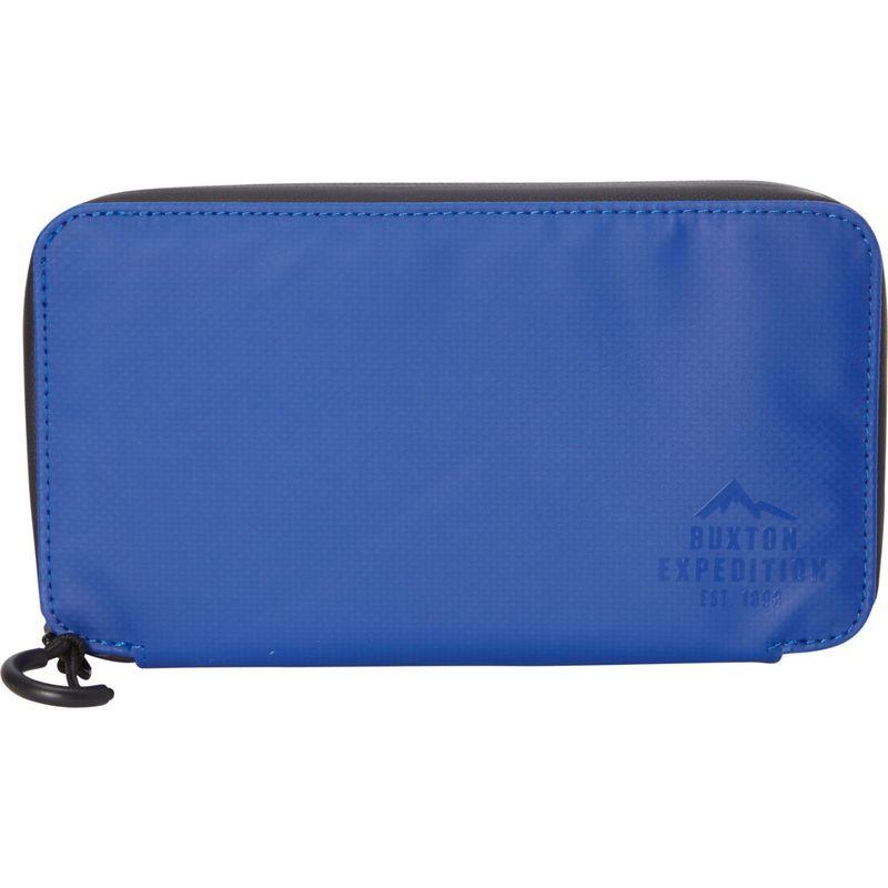 バクストン メンズ 財布 アクセサリー Thor Essential Wallet Midnight Blue