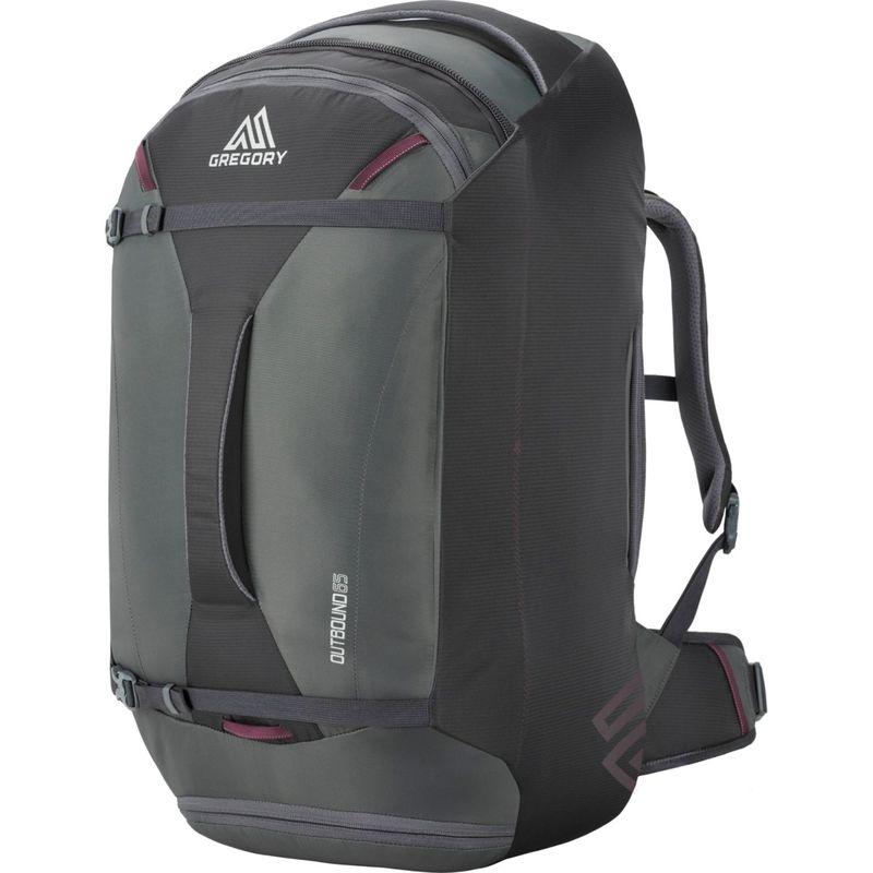 グレゴリー レディース バックパック・リュックサック バッグ Womens Proxy 65L Hiking Backpack Mystic Grey