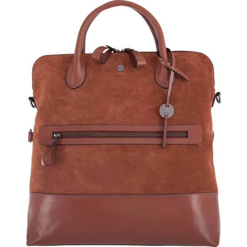 ロディス メンズ バックパック・リュックサック バッグ Wiltern RFID Nia Convertible Tote Backpack Saddle