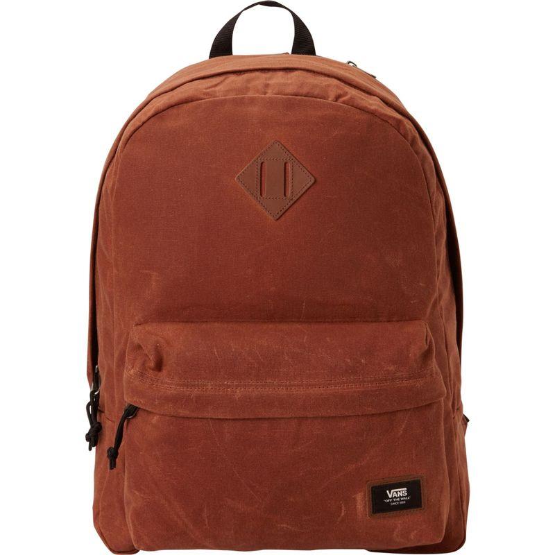 バンズ メンズ バックパック・リュックサック バッグ Old Skool Plus Laptop Backpack Sequoia