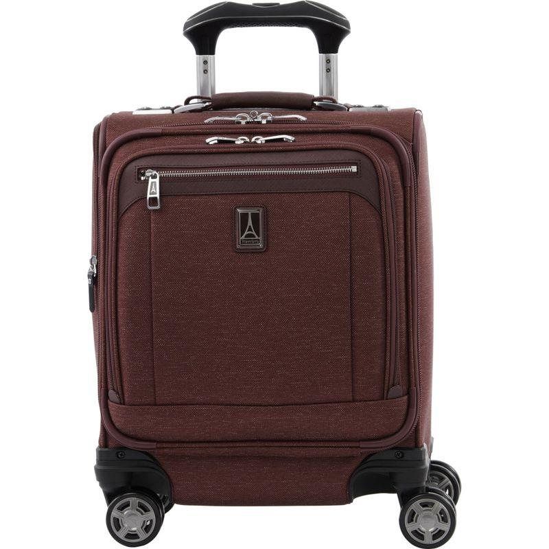 トラベルプロ メンズ スーツケース バッグ Platinum Elite Carry-On Spinner Tote Bordeaux