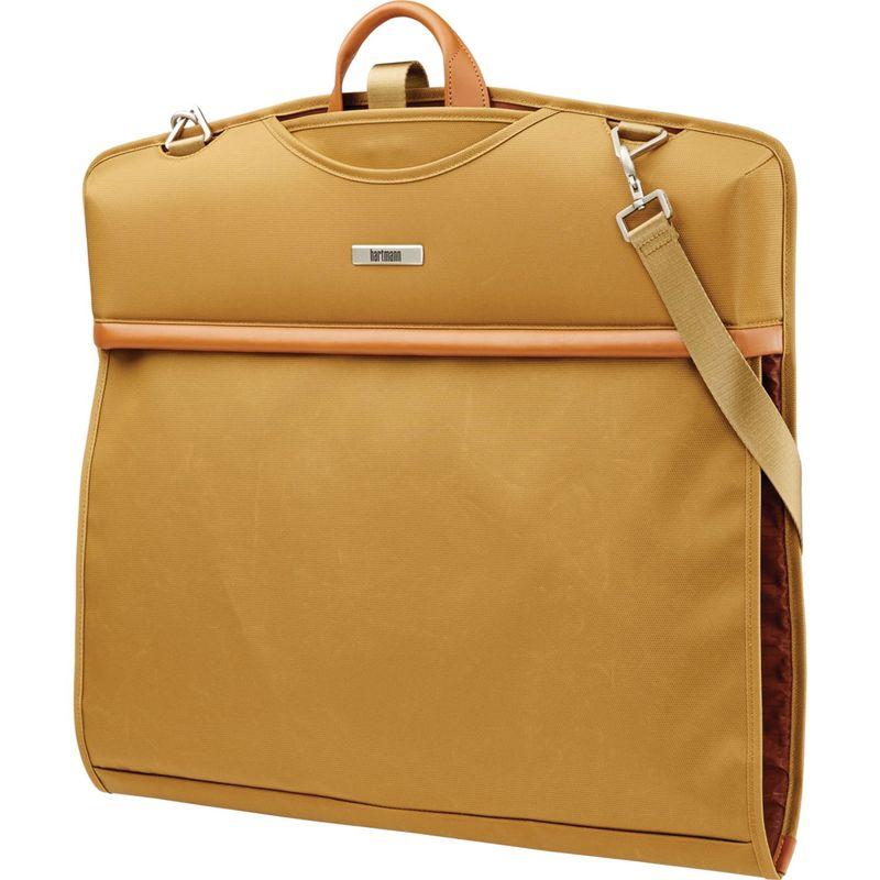 ハートマンラッゲージ メンズ スーツケース バッグ Metropolitan 2 Garment Sleeve Safari