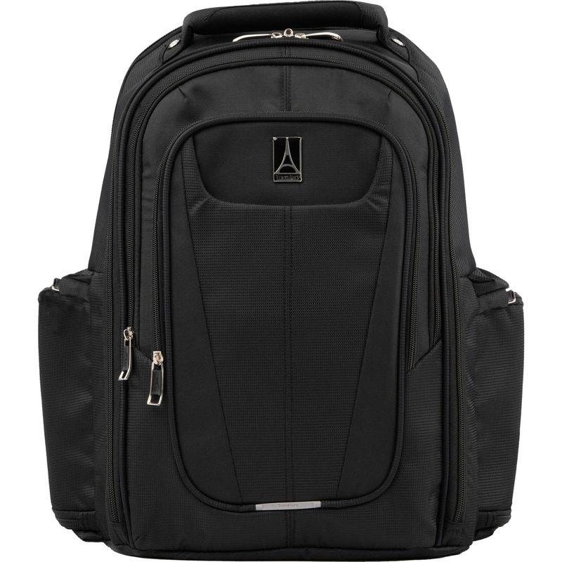 トラベルプロ メンズ バックパック・リュックサック バッグ Maxlite 5 Laptop Backpack Black