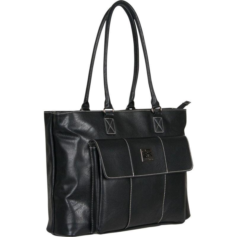 ケネスコール メンズ スーツケース バッグ Let's Compare Laptop Totes- Exclusive Colors Black - eBags Exclusive