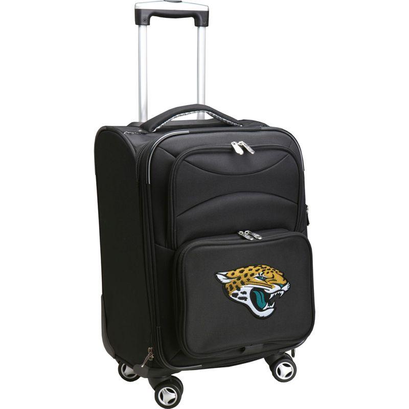 デンコスポーツ メンズ スーツケース バッグ NFL 20 Domestic Carry-On Spinner Jacksonville Jaguars